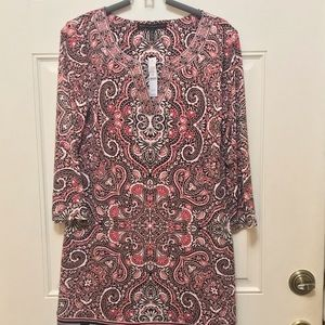 White House Black Market shift dress